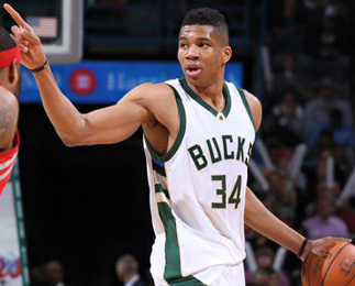 giannis Antetokounmpo - #1 Fantasy Basketball Draft Guide